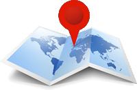 icono de mapa